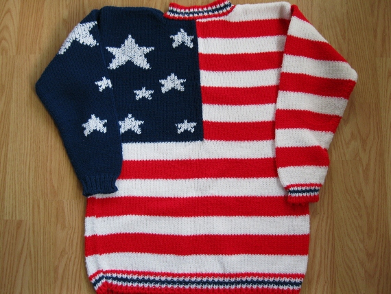 Stars-and-Stripes-Sweater