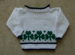 BabyShamrock-Sweater