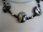 Black-Gold-Chunky-Acrylic-Set