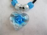 Blue-Flower-Glass-Bead