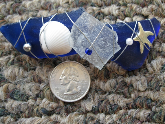 Cobalt-Blue-with-Starfish-Charm-Barrette
