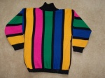Multi-Color-Stripe-Sweater