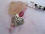 Pink-Beach-Glass-with-Heart-Necklace