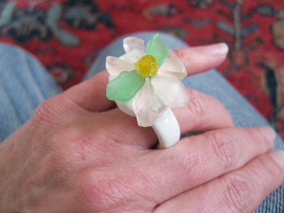 Pink-Flower-Ring