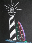 Windsurfing-Hatteras-Lighthouse