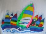 Windsurf-Race