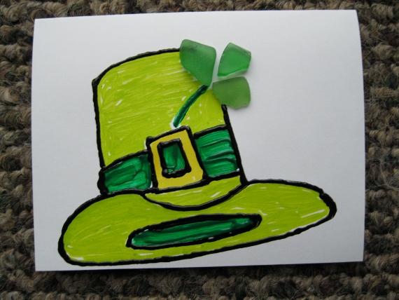 Luck-'O-the-Irish-Greeting-Card