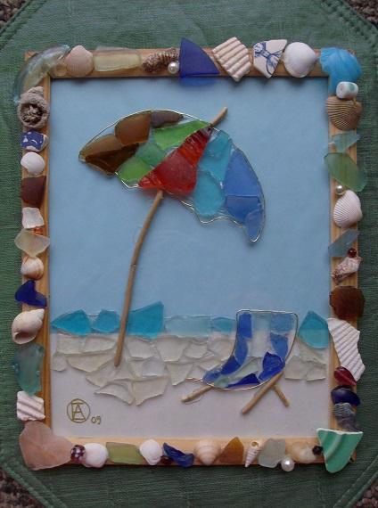 Life's-A-Beach-Beach-Glass-Picture