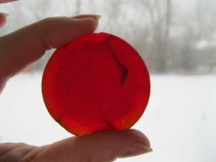 Red-1930-Beach-Glass-Find