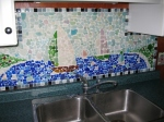 Beach-Glass-Backsplash