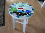 Decorative Step Stool