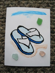May there always be beach glass in your pocket and sand in your shoes!