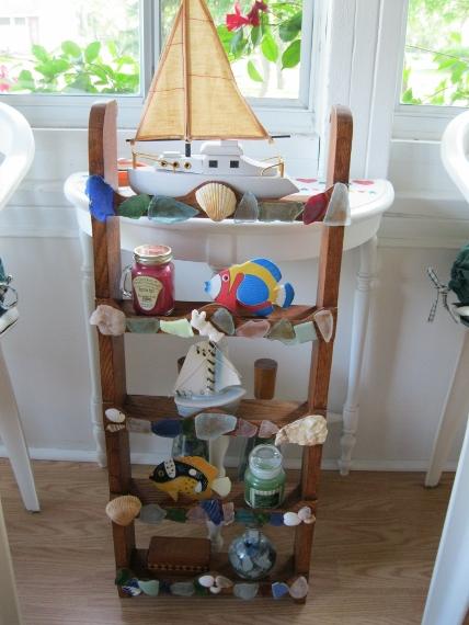 Knick-Knack-Shelf-Wooden