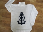 Anchor-Sweater