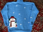 Christmas-Snowman-Sweater
