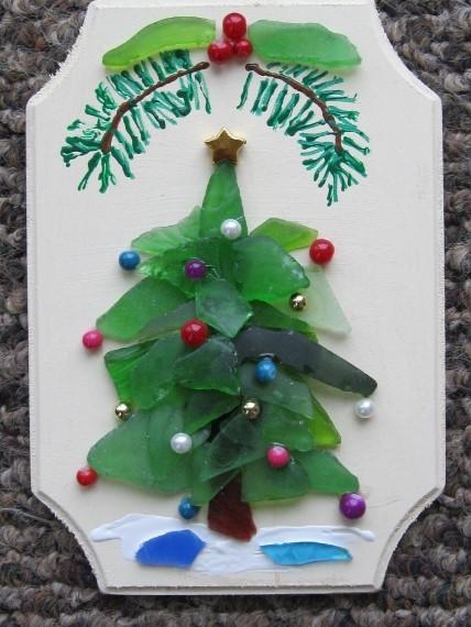 Christmas Tree Scene