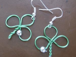 SHAMROCK EARRINGS (1)