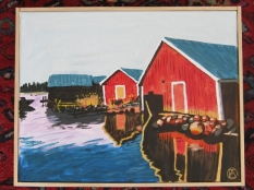 FINLAND PAINTING 2