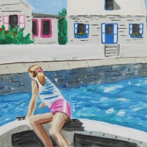 NEW PLYMOUTH PAINTING (4)