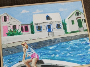 NEW PLYMOUTH PAINTING (6)