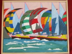 Spinnakers painting (6)