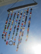 GLASS BEAD SUNCATCHER