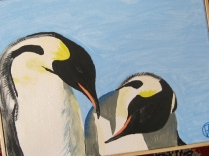 Seagull penguins and clay pot lighthouse 010 (570x428)