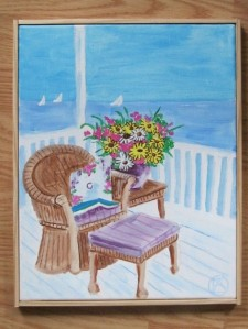 PORCH PAINTING (5)