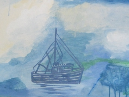 SAILBOAT FISH AND PAINTING 014 (570x428)