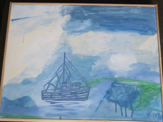 SAILBOAT FISH AND PAINTING 017 (570x428)