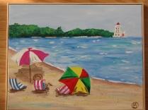 Cedar Bay painting (3)