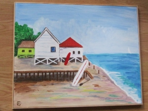 BY THE SEA PAINTING 003 (570x428)