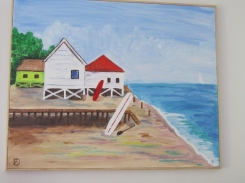 BY THE SEA PAINTING 006 (570x428)