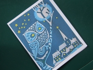 owl greeting card 004 (570x428)