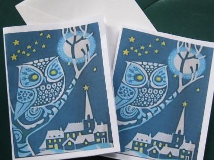 owl greeting card 005 (570x428)