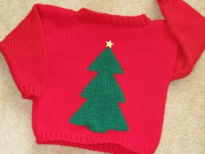 Christmas Tree Sweater (1)