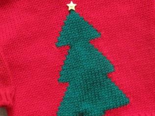 Christmas Tree Sweater (2)