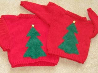 Christmas Tree Sweater (3)