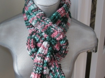 KNOTTED SCARF (2)