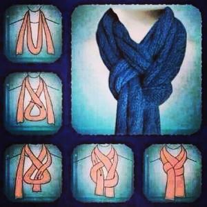 scarf tie
