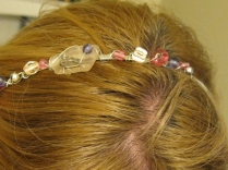 Paw prints headband (7)