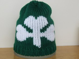 Shamrock Infant Hats and Headbands (14)