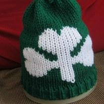 Shamrock Infant Hats and Headbands (15)