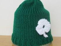 Shamrock Infant Hats and Headbands (3)