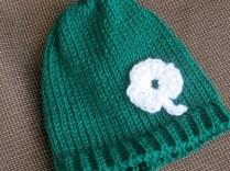 Shamrock Infant Hats and Headbands (4)