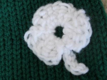 Shamrock Infant Hats and Headbands (8)
