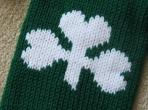 SHAMROCK SCARF AND GLOVES (6)