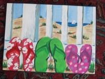 flip flops (4)