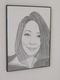 Junko Pencil Portrait (3)