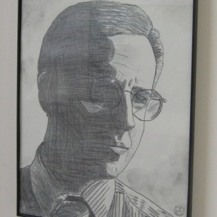 Mike Tuggle Pencil Sketch (1)